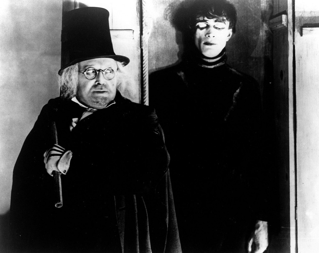 The cabinet of dr caligari 1920 a view to a queue - The cabinet of dr caligari 1920 full movie ...